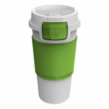 Contigo Morgan 355ml Green Plastic Autoseal Spill Leak Proof Travel Thermo Mug