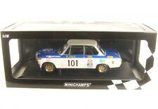 BMW 2002 no.101 500km eifelpokalrennen 1971 (Hans-Joachim PEGADO)