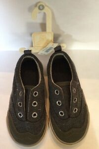 New NWT BABY GAP SNEAKERS Gray 6
