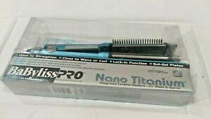 BaByliss PRO BABNT8125 Nano Titanium Omni Styler