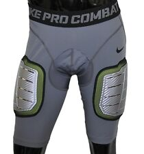 Nike Pro Combat Hyperstrong Series Compression Football Shorts Black Large L