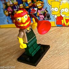 LEGO 71009 THE SIMPSONS Minifigures GROUNDSKEEPER WILLIE #13 SERIES 2 SEALED NEW