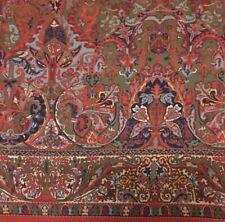 Vtg Ralph Lauren GALAHAD 280 TC Egyptian Cotton Sateen Flat Sheet, Full, Italy