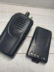 Kenwood TK-3160 450-490 UHF FM 16 Ch Two way radio Missing Antenna