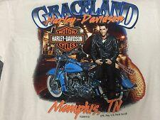 Harley-Davidson Men's  Short Sleeve  T-Shirt Size Large
