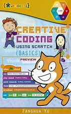 Creative Coding Using Scratch programming book for kids STEM education(Digital)