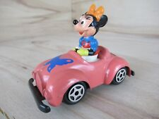 DISNEY MINNIE MOUSE CAR VINTAGE DIECAST MADE IN ITALY