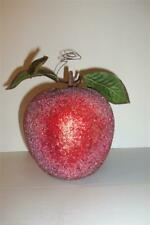 Large Beaded Apple Fruit -091344