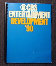 1990 CBS Entertainment Development '90 Movies / Drama / Comedies FVF 7.0