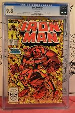 Iron Man #238 CGC 9.8 Rhino Appearance Layton low population 1 of 22 no better