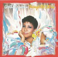 Aretha Franklin - Through The Storm 1990 USA CD album