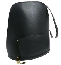 Louis Vuitton Gobelin Rucksack Backpack Sac Epi black