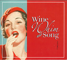 Wine Whim and Song, Vol. 3 by Various Artists (CD) Francis Ford Coppola Winery