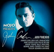 MOJO Johnny Cash And Friends 15-trk CD Bonnie Prince Billy Nick Cave