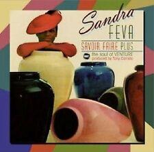 Savoir Faire * by Sandra Feva (CD, Feb-2009, Shout! Factory)