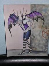 Amy Brown - Fritz - ORIGINAL - Watercolor