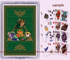 The Legend of Zelda Official Playing Cards Nintendo deck poker trump w/tracking