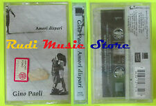 MC GINO PAOLI Amori dispari 1995 germany WEA SIGILLATA SEALED cd lp dvd vhs