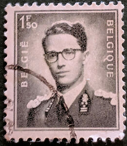 Stamp Belgium SG1453 1970 1Fr50 King Baudouin Used
