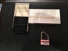 Ferrari Formula Key Ring New