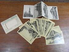 lot CPA POSTCARDS CPSM EXPOSITION BRUXELLES 1935 BRUSSELS BELGIQUE