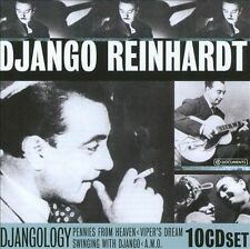 NEW Djangology (Audio CD)