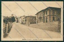 Siena Radda in Chianti cartolina QQ1846