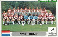 267 TEAM SQUADRA PSV EINDHOVEN STICKER PANINI CHAMPIONS LEAGUE 2000-2001