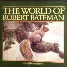 4 Vols Canadian Fine Art Robert Bateman