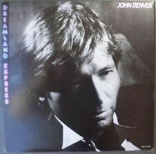 JOHN DENVER Vinyl LP 1985 Starcall RCA Australia DREAMLAND EXPRESS EX/EX