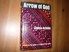 Chinua Achebe Arrow of God 1st