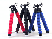 Adjustable Camera tripod Flexible Leg Tripod for GoPro Camera Hero 4/3 SJ4000 yi