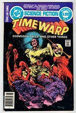 Dc Science Fiction Time Warp #4 - Kaluta Cover - Nm 1980 Vintage Comic