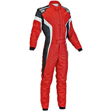 CLEARANCE! OMP TECNICA-S FIA RACE SUIT Red/White Size: 46