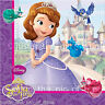 SOFIA THE FIRST Girls Birthday Party Tableware Plates Cups Napkins Tablecover
