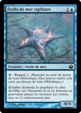MTG Magic JOU FOIL - Sigiled Starfish/Etoile de mer sigillaire, French/VF