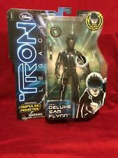 Tron Legacy 2010 Sam Flynn Impulse Projection Figure WORKING! NEW Unopened