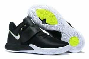 NEW Nike Kyrie Flytrap III Men's Basketball Shoes All Size Black/Volt/White