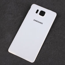 SAMSUNG GALAXY ALPHA / G850F - Akkudeckel Backcover Battery Cover / ORIGINAL