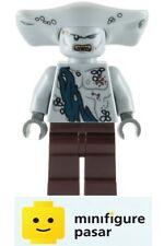poc032 Lego Pirates of the Caribbean 4184 - Maccus Minifigure - New
