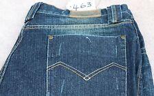 F.U.S.A.I JEAN PANTS FOR MEN SIZE- W38 XL32- TAG NO. 463