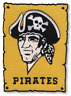 Pittsburgh Pirates Baseball Primary Logo 70's Era Sleeve Emblem MLB Patch Jersey