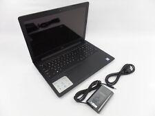 """Dell Inspiron 5570 15.6"""" FHD Touch i3-8130U 2.2GHz 8GB 256GB SSD W10H Laptop U"""