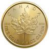 Kanada - 10 Dollar 2020 - Maple Leaf - Anlagemünze - 1/4 Oz Gold ST