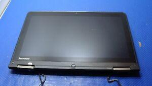 "Lenovo ThinkPad Yoga 12.5"" S1 OEM Laptop LCD Matte Complete Assembly  GLP*"