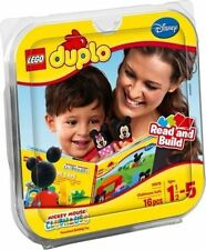 10579 Lego Duplo Disney Mickey Mouse Clubhouse - Read Along and Build
