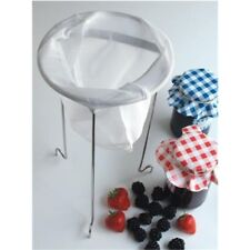Jam Straining Set For Removing Pips & Seeds - Tala Jelly Kit Strainer Stand