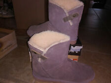 NEW $84 Womens Bearpaw Margaery Boots, size 10           shoes