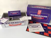 Tyco Balderdash Vintage 1984 Bluffing Family Fun Board Game. Complete. Ex Cond