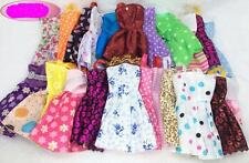 Huge barbie lot of 5 brand new handmade Party dresses